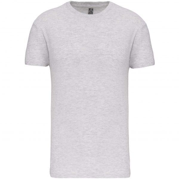 Tee shirt col rond enfant - gris