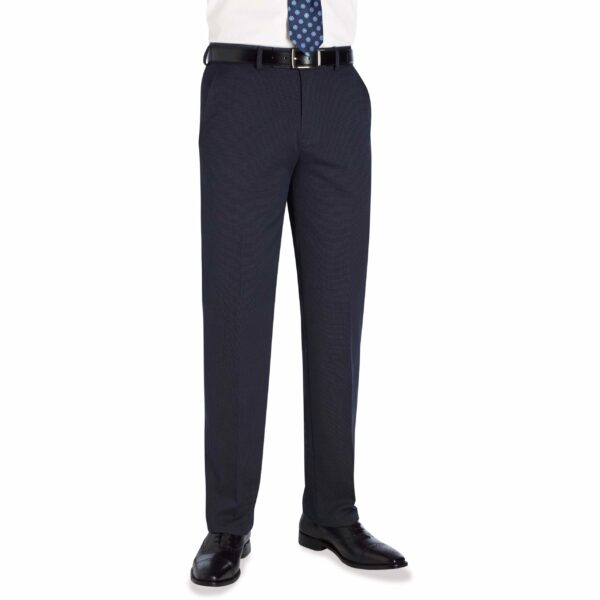 Costume homme bleu pantalon