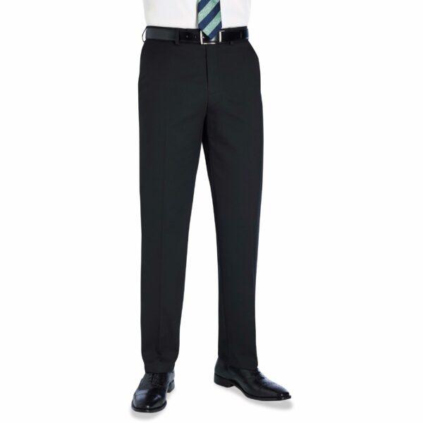 Costume homme noir pantalon