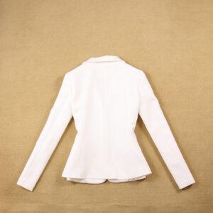 Tailleur Femme Blanc 13   Soirée Blanche