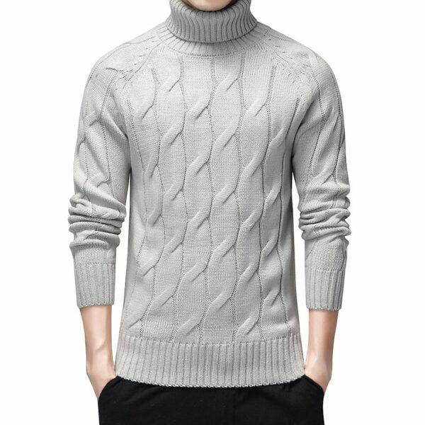 Pull Blanc Vintage Homme 3 | Soirée Blanche