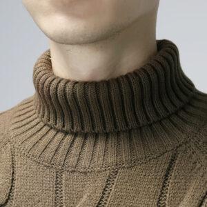 Pull Blanc Vintage Homme 11 | Soirée Blanche