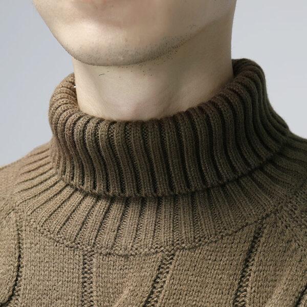 Pull Blanc Vintage Homme 6 | Soirée Blanche