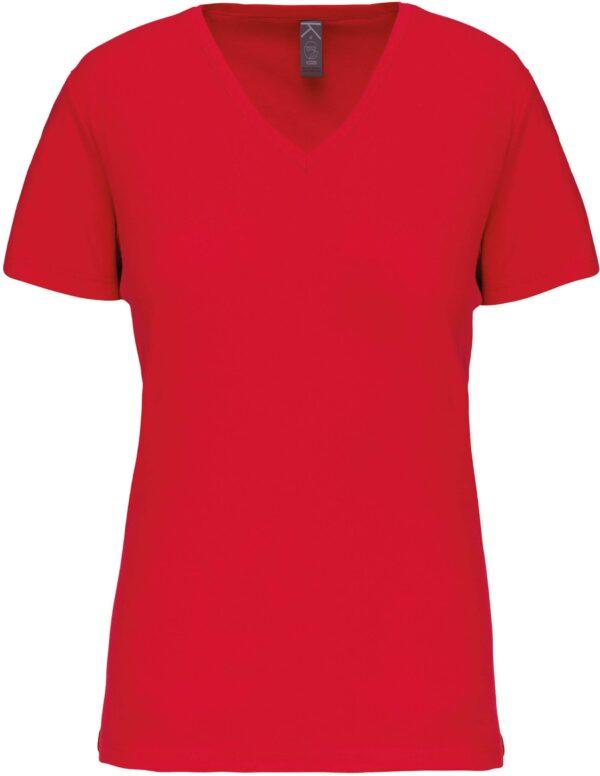 Tee Shirt Blanc Col V Femme 8 | Soirée Blanche
