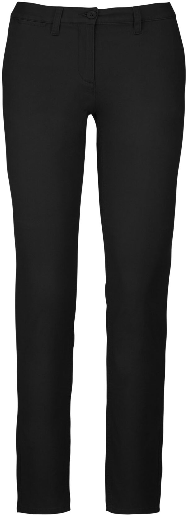 Pantalon Femme Blanc noir