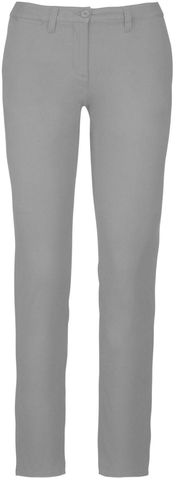 Pantalon Femme Blanc gris