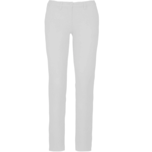 Pantalon Femme Blanc | Soirée Blanche