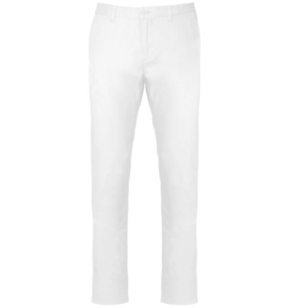 Pantalon Homme Blanc | Soirée Blanche