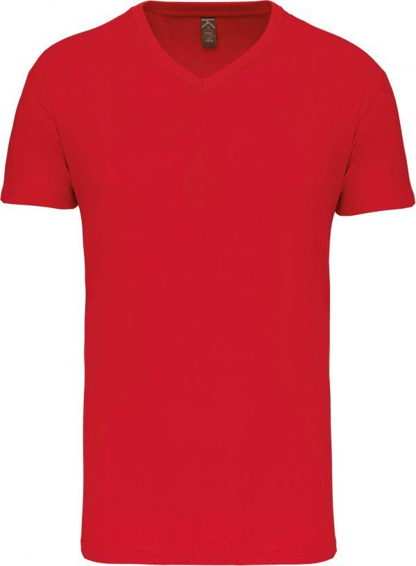 Tee Shirt Blanc Col V Homme 4   Soirée Blanche
