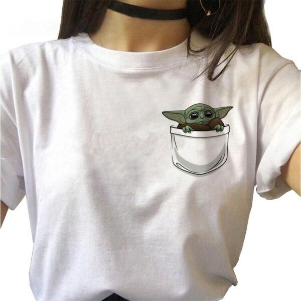 Tee Shirt Mandalorian 5 | Soirée Blanche