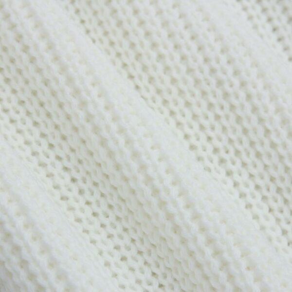 Long Pull Blanc Femme 3 | Soirée Blanche