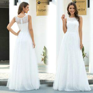 Robe Blanche Mariage Civil 11 | Soirée Blanche