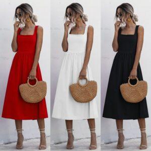 Robe Simple Blanche 11 | Soirée Blanche