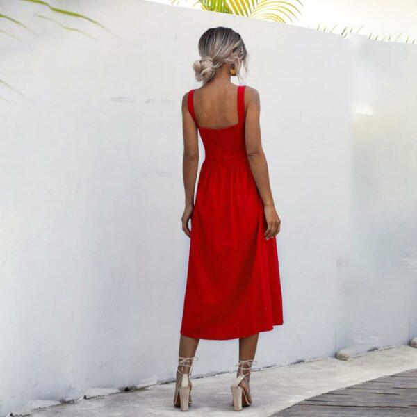 Robe Simple Blanche 8 | Soirée Blanche