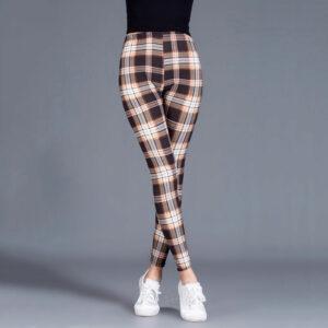 Pantalon Carreaux Noir Et Blanc Femme 36   Soirée Blanche