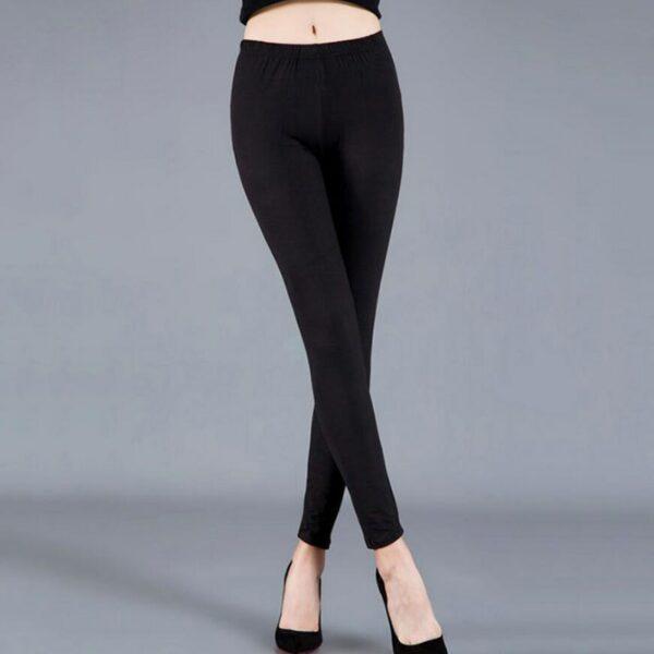 Pantalon Carreaux Noir Et Blanc Femme 9   Soirée Blanche