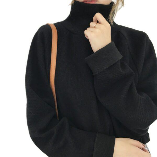 Pull Blanc Femme Coton 6 | Soirée Blanche