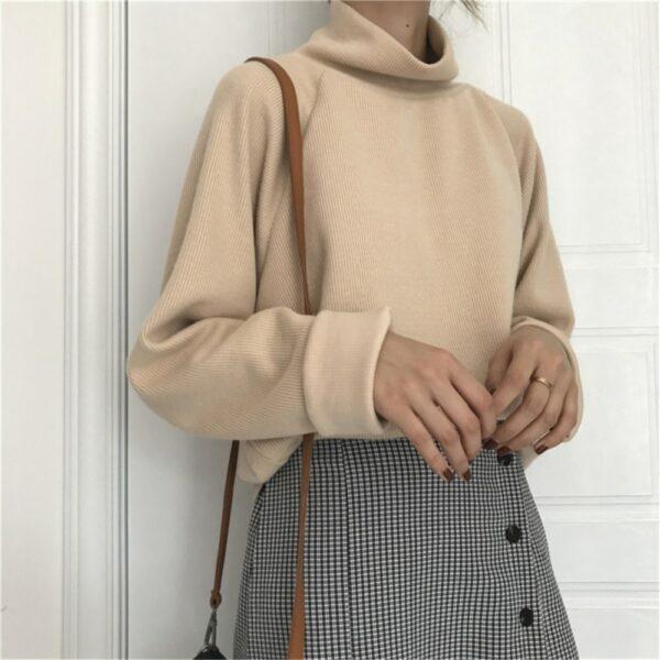 Pull Blanc Femme Coton 3 | Soirée Blanche