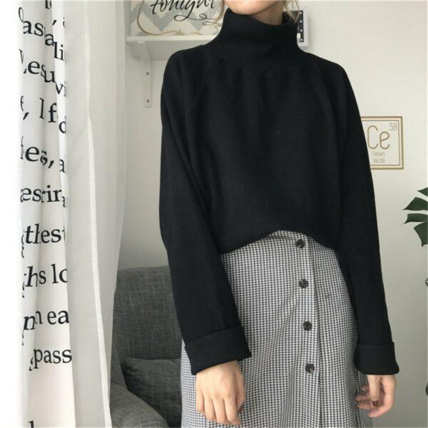 Pull Blanc Femme Coton 7 | Soirée Blanche