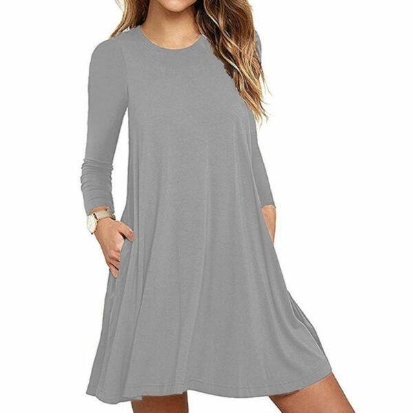 Robe Tunique Large Blanche 10 | Soirée Blanche