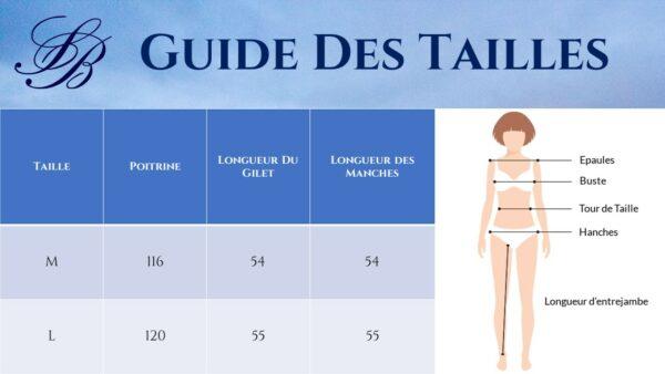 Gilet Blanc Col V Femme 13 | Soirée Blanche