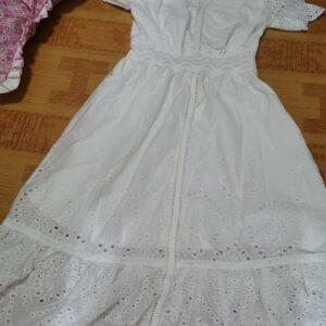 Robe Blanche Bohème Chic 12 | Soirée Blanche