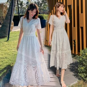 Robe Blanche Bohème Chic 10 | Soirée Blanche