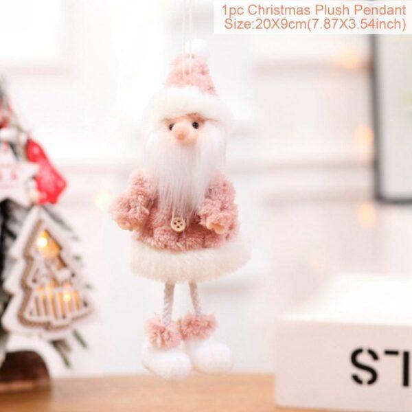 Ange Blanc Sapin De Noël 35 | Soirée Blanche
