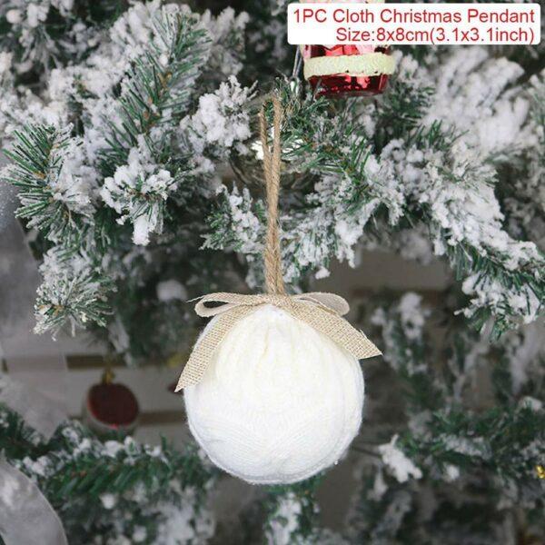 Ange Blanc Sapin De Noël 45 | Soirée Blanche