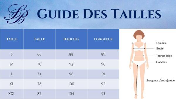 Pantalon Blanc Femme Taille Haute 9 | Soirée Blanche