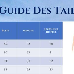 Pull Col Roulé Femme Blanc 16 | Soirée Blanche