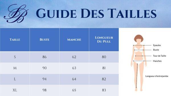 Pull Col Roulé Femme Blanc 9 | Soirée Blanche