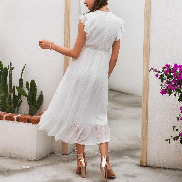 Robe Longue Blanche | Soirée Blanche