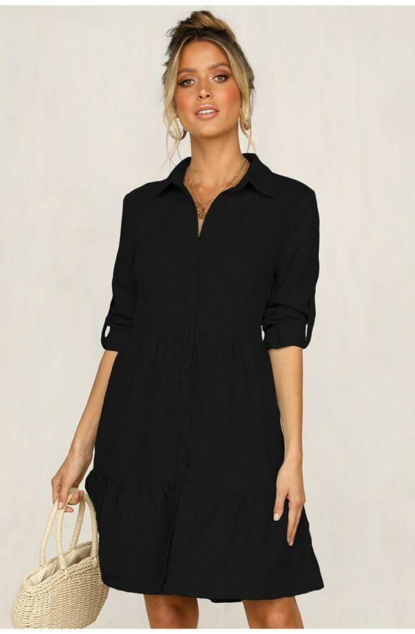Chemise Robe Blanche 3 | Soirée Blanche