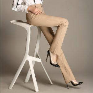 Pantalon Coton Blanc 8 | Soirée Blanche
