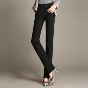 Pantalon Coton Blanc 9 | Soirée Blanche