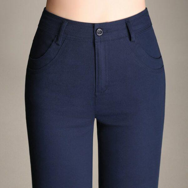 Pantalon Coton Blanc 6 | Soirée Blanche