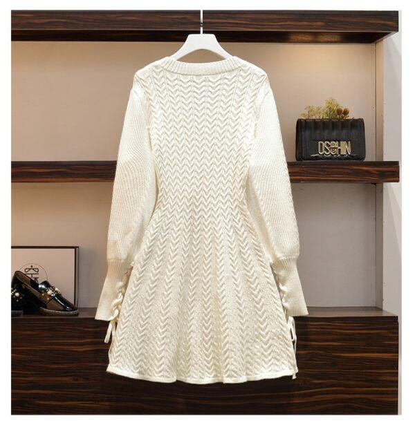 Robe Blanche Hiver 1 | Soirée Blanche
