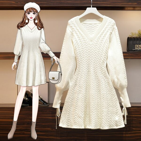Robe Blanche Hiver 5 | Soirée Blanche