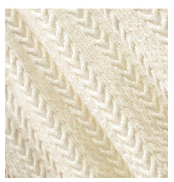 Robe Blanche Hiver 6 | Soirée Blanche