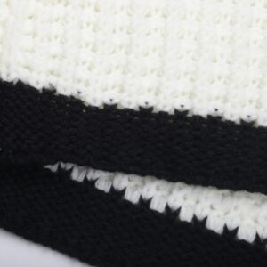 Gilet Long A Manche Longue Blanc 21 | Soirée Blanche