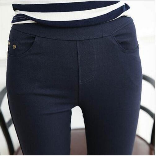 Pantalon Blanc Femme Slim 4   Soirée Blanche