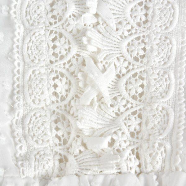 Robe Blanche Dentelle | Soirée Blanche