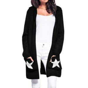 Gilet Blanc Long à poches | Soirée Blanche