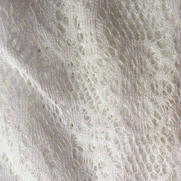Robe Dentelle Blanche Épaule Dénudée | Soirée Blanche