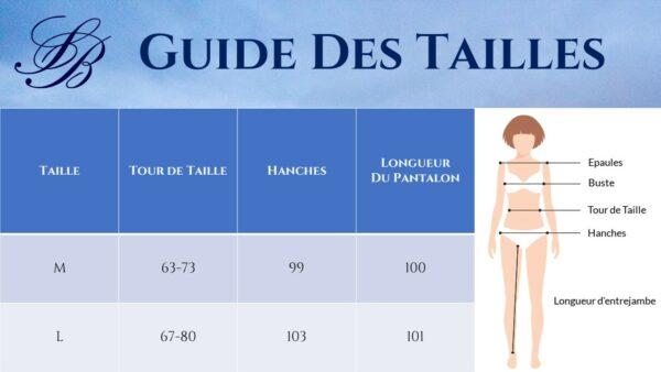 Pantalon Blanc Fluide 13 | Soirée Blanche