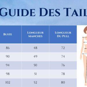 Pull Blanc Femme Long 22 | Soirée Blanche