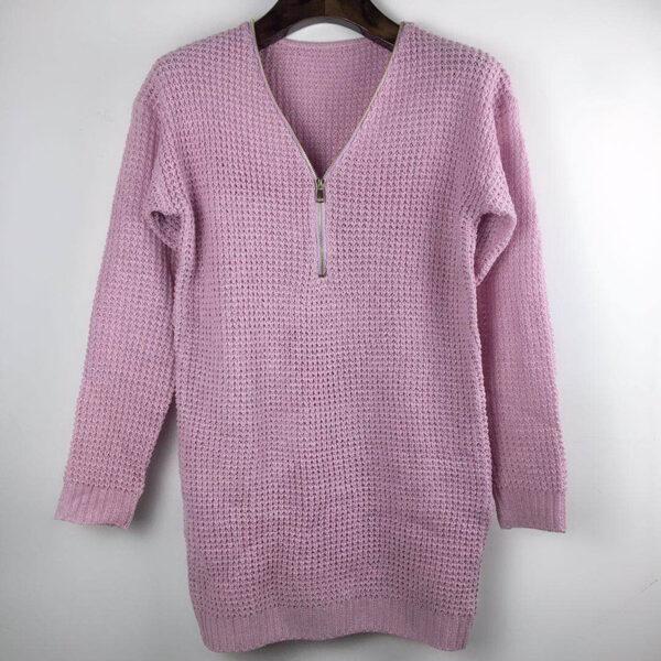 Pull Blanc Femme Long 10 | Soirée Blanche