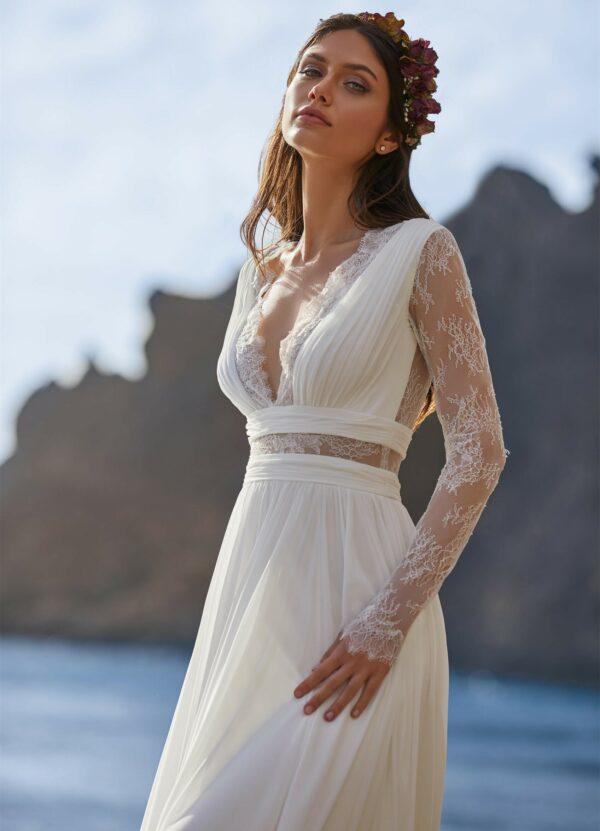 Robe De Mariée Blanche 3 | Soirée Blanche