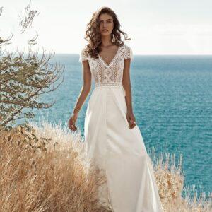 Robe De Mariée Noce Blanche | Soirée Blanche